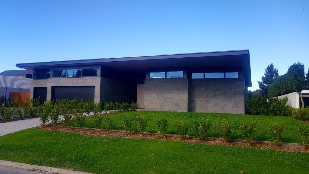 Architectural home in Clearwater, Christchurch